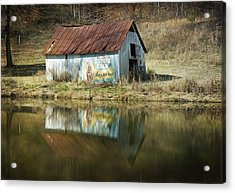 Double Cola Acrylic Print by Steven Michael