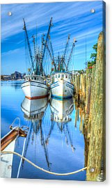 Double Parked Acrylic Print