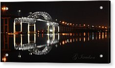 Acrylic Print featuring the photograph Double Vision by Gregory Israelson