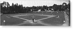 Doubleday Field Cooperstown Ny Acrylic Print by Panoramic Images