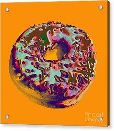 Doughnut Acrylic Print