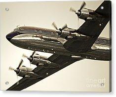 Douglas Dc-6 Acrylic Print