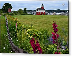 Douglas Lighthouse Water Tower Acrylic Print