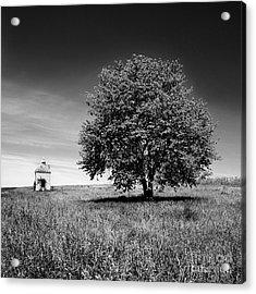 Dovecote. Auvergne. France Acrylic Print