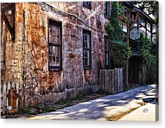 Down By The Old Mill Acrylic Print