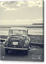 Down By The Shore Acrylic Print