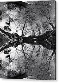 Down Here Below Acrylic Print