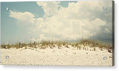 Down The Shore Acrylic Print by Kate Livingston