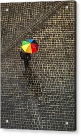 Downpour Acrylic Print