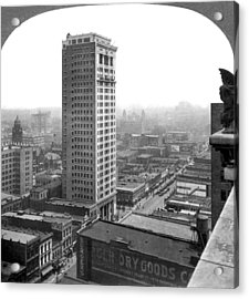 Downtown Birmingham Acrylic Print