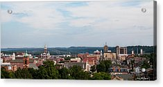 Downtown Dubuque Acrylic Print