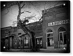 Acrylic Print featuring the photograph Downtown by Janice Westerberg