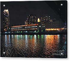 Downtown Minneapolis Acrylic Print by Graham Taylor