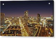 Downtown San Diego Acrylic Print