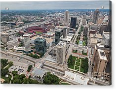 Downtown St Louis Acrylic Print