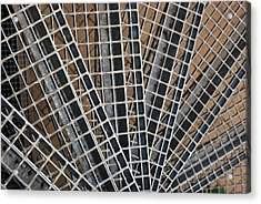 Acrylic Print featuring the photograph Downward Spiral by Wendy Wilton