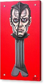 Doyle Wolfgang Von Frankenstein Acrylic Print by Brent Andrew Doty