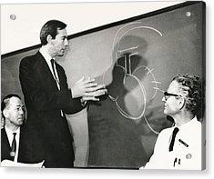 Dr. Christiaan Barnard Acrylic Print