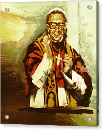 Dr. John M. Pope Acrylic Print
