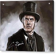 Dr. Who Acrylic Print