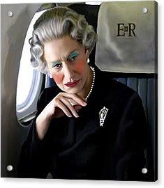 Drag Queen Helen Acrylic Print