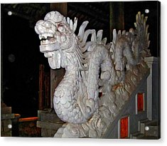 Dragon. Phu Quoc. Vietnam.  Acrylic Print