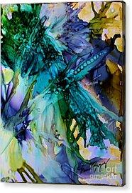 Dragonfly Dreamin Acrylic Print