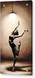 Dramatic Eclecticism Acrylic Print by Richard Young