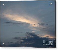 Dramatic Skyline Acrylic Print
