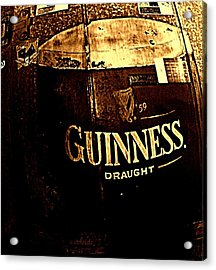 Draught  Acrylic Print by Chris Berry