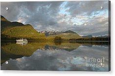 Dream Anchorage Acrylic Print
