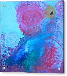 Dream Angel Acrylic Print by Jay Kyle Petersen
