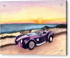 Dream Car Acrylic Print
