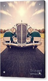 Dream Car Acrylic Print by Edward Fielding