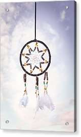 Dream Catcher Acrylic Print by Amanda Elwell