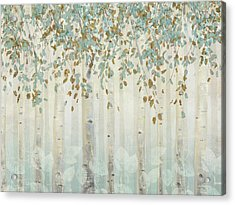 Dream Forest I Acrylic Print by James Wiens