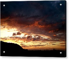 Dream Acrylic Print by Lucy D