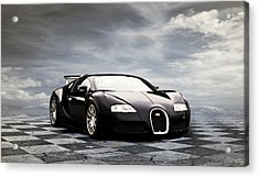 Dream Machine Acrylic Print by Peter Chilelli