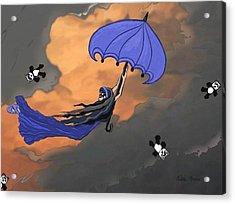 Dream Traveler Acrylic Print