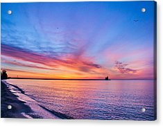 Dreamer's Dawn Acrylic Print