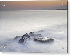 dreaming between the islands I Acrylic Print by Guido Montanes Castillo