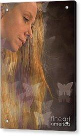 Dreaming... Acrylic Print