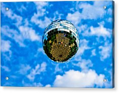 Dreaming Of Flying - Featured 3 Acrylic Print by Alexander Senin