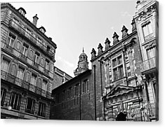 Acrylic Print featuring the photograph Dreaming Of Toulouse by Cendrine Marrouat