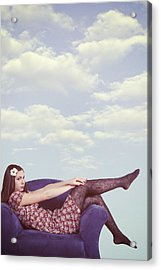 Dreaming To Fly Acrylic Print