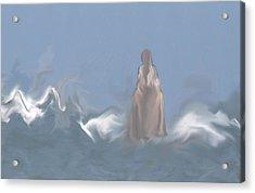 Dreams #014 Acrylic Print by Viggo Mortensen