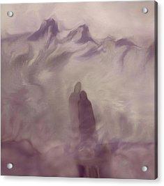 Dreams #046 Acrylic Print by Viggo Mortensen