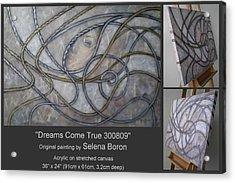 Dreams Come True 300809 Acrylic Print