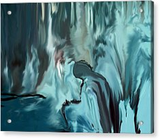 Dreams #027 Acrylic Print by Viggo Mortensen