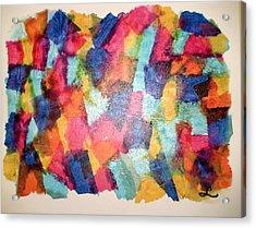 Dreams Acrylic Print